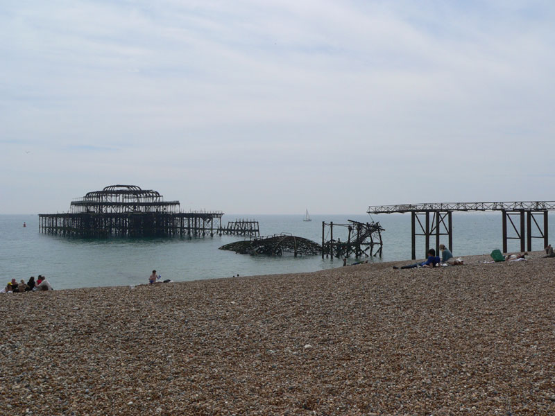 West Pier, Bighton, United Kingdom