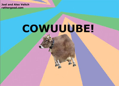 Cowuuube!