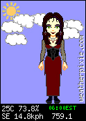 Goth Weather Pixie