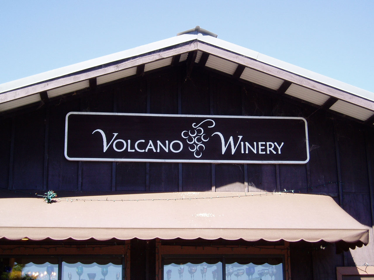 Volcano Winery in Hawaii