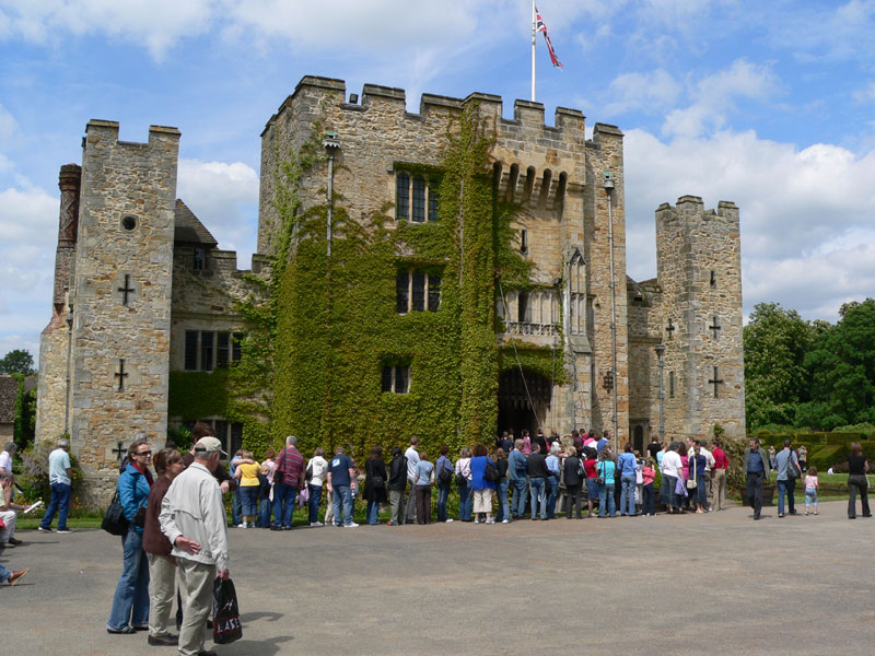 Hever Castle