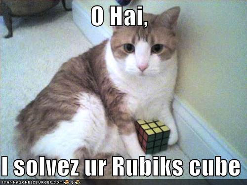 I can solve your cube