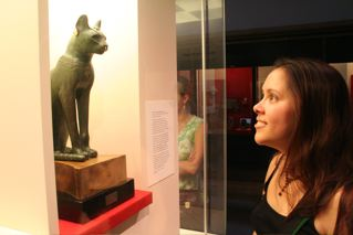 Bastet and Jasmine